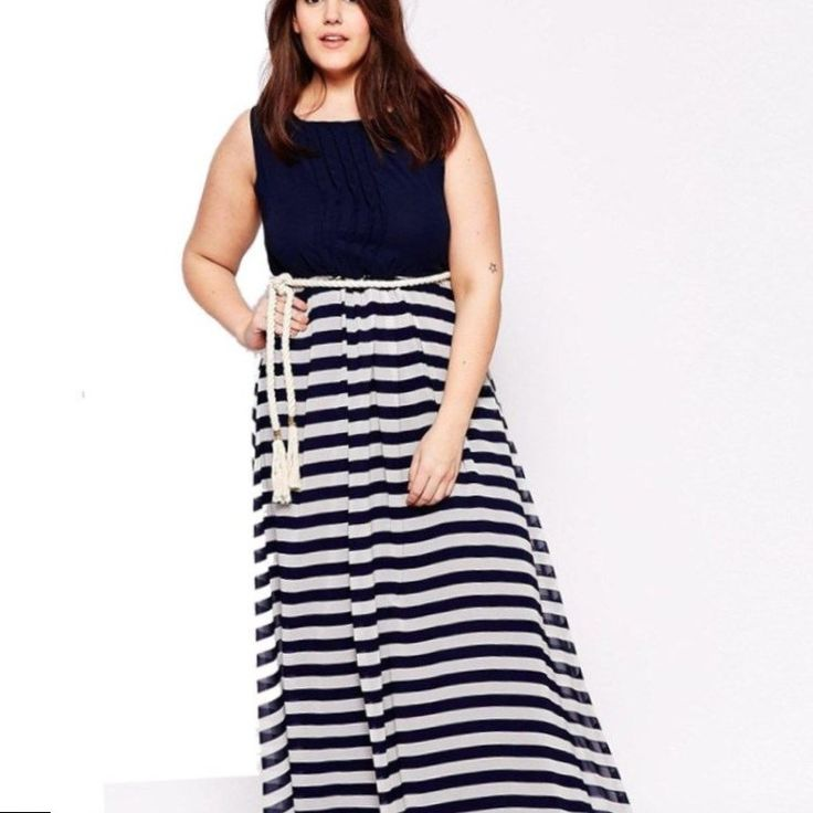 Summer dresses for larger ladies - https://letsplus.eu/summer/summer-dresses-for-larger-ladies.html.