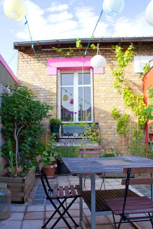 jardines - Cloture Jardin Castorama2368