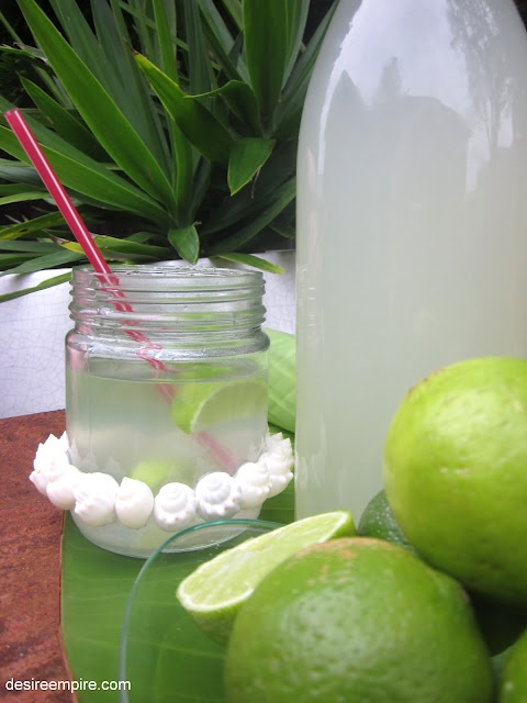 Tropical Lime Cordial
