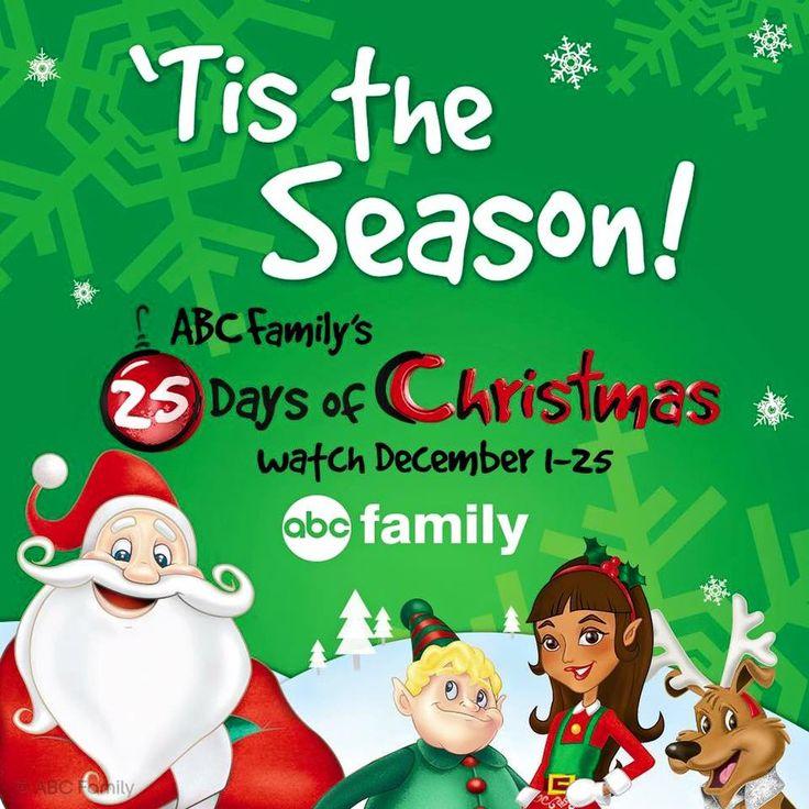 The 25+ best 25 days of christmas ideas on Pinterest | Abc tv ...