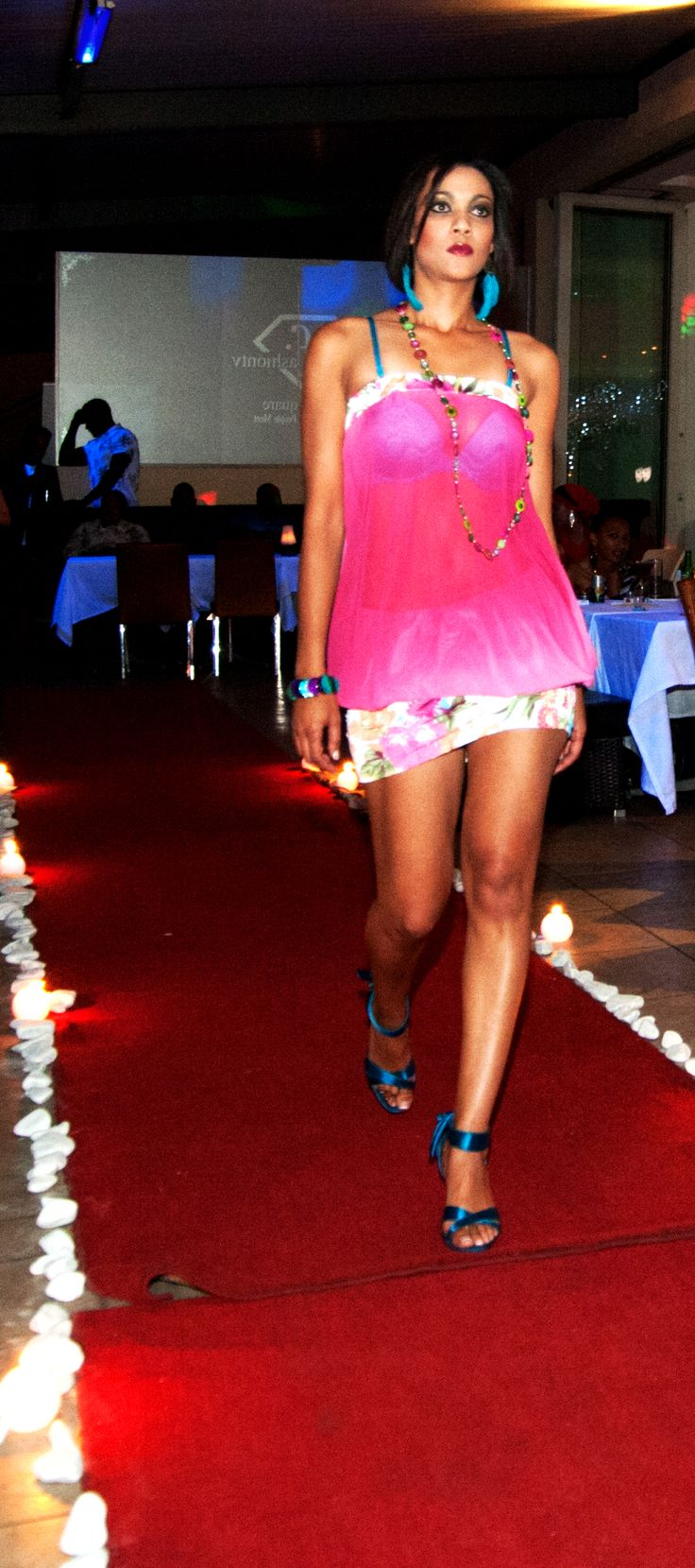 Limba A/W Collection 2011: #Fashion #SouthAfrican #Designer #FTV #Sandton