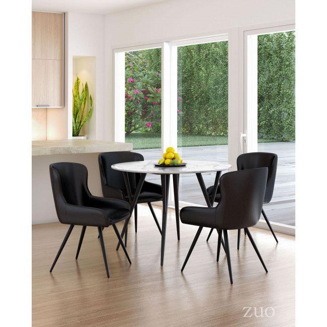 42++ Matte black dining set Trend