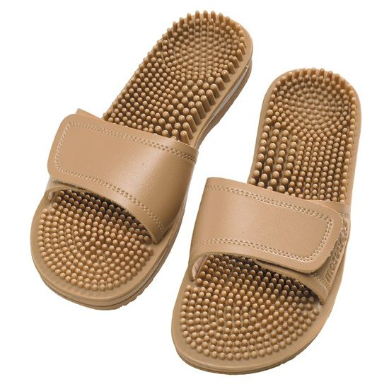 Improve your health and stop foot issues with reflexology massage sandals, available at Happy Feet Plus pricing from $59.96!