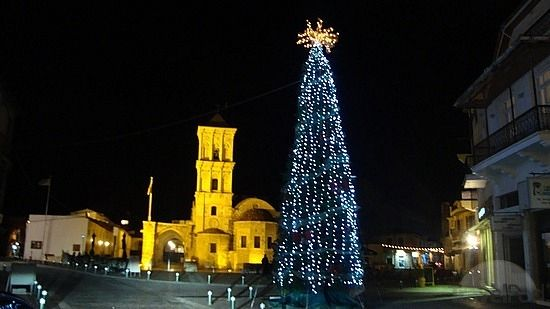 Witness the warmth of Christmas Mass  in one of Cyprus' hundreds of mountain or seaside villages.