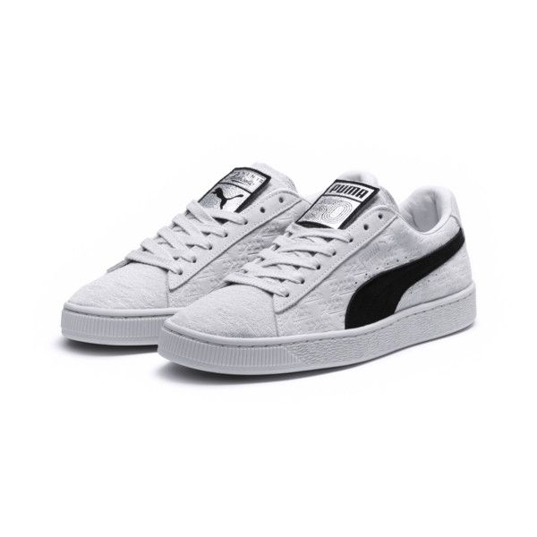 the latest 82d0d 092df PUMA x PANINI Suede Classic Sneakers | I WANT IT ...