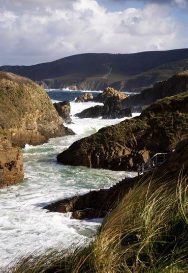 Ermida de Santa Comba. Covas. O Ferrol. Galicia. Spain.