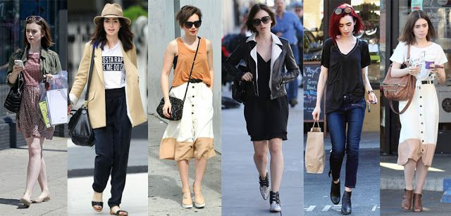 Two Cappuccinos A Day: 7 Things About Lily Collins that Will Make You Fal...