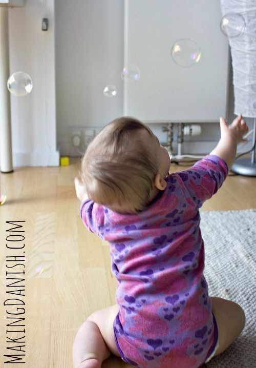 25 fun indoor activities for your 8-10 month old baby – making danish