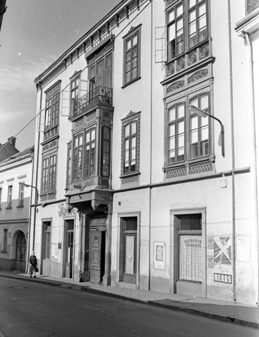 Ferencesek utcája (Sallai utca) 14.