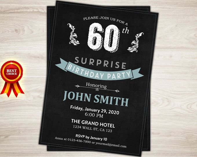 Souvent Les 25 meilleures idées de la catégorie Invitations d'anniversaire  RG51