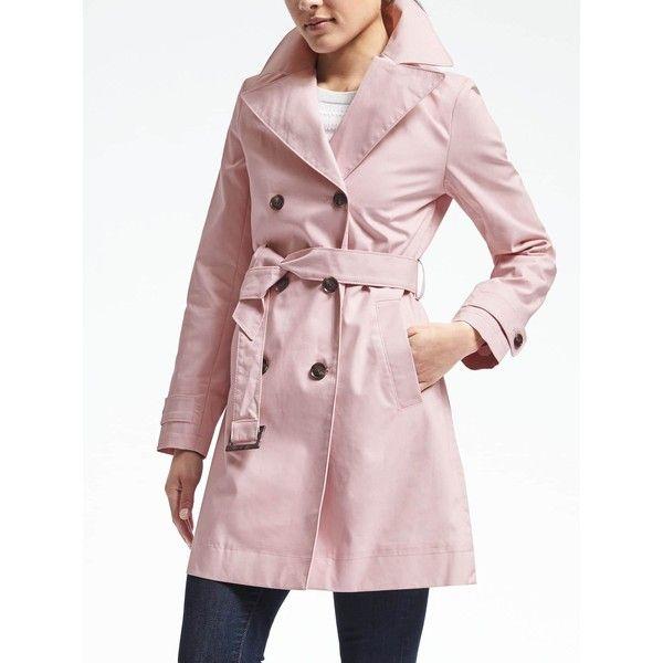 Trench Coat Petite Women