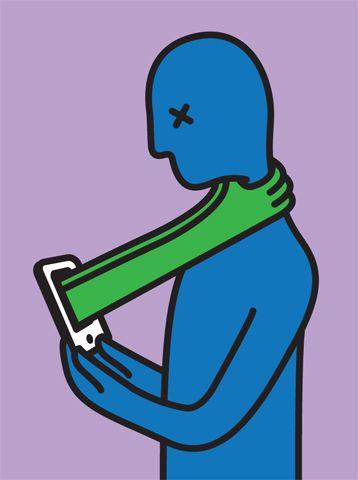 http://www.jamesjoyce.co.uk/ 125 Magazine #illustration