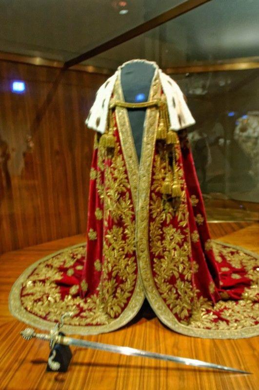 Manteau de sacre
