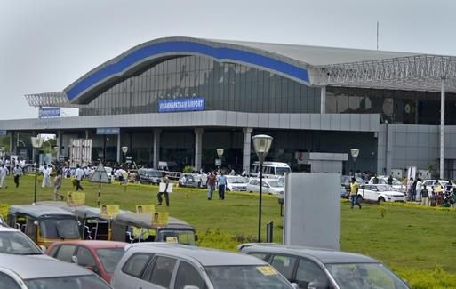 Being one of the largest and busiest airports in Andhra Pradesh, Visakhapatnam Airport showed tremendous growth in the last decade. It is also the base for civil enclave for INS DEGA.