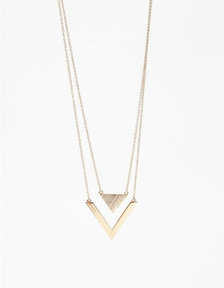 minimalist + geometric jewelry + delicate + multilayer