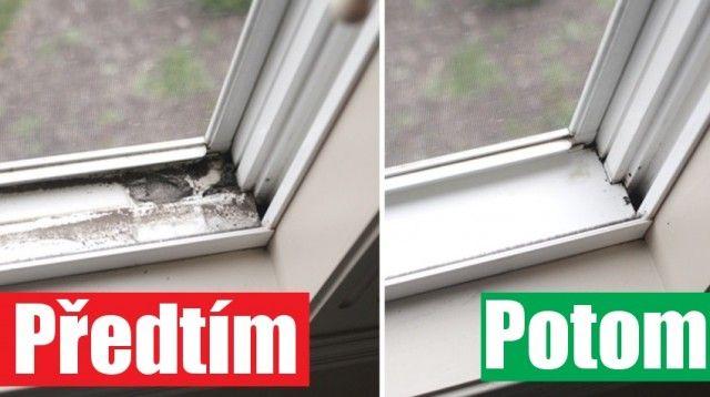 spáry okno