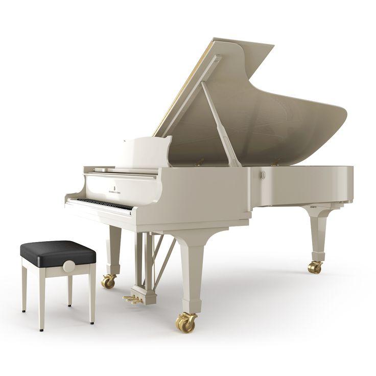 Klavier spielen lassen