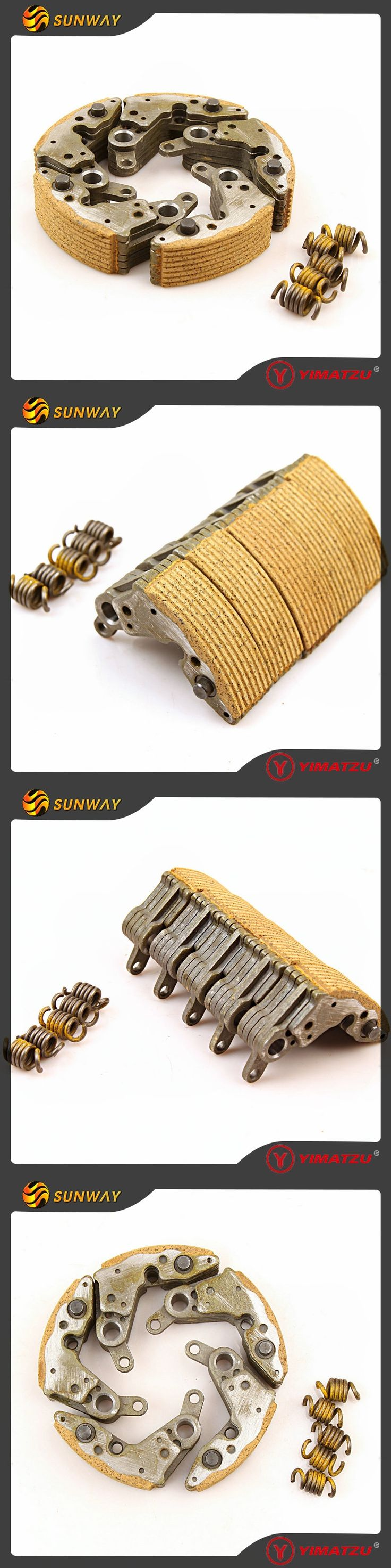 SUNWAY ATV Quad Parts Driving Wheel Shoe for CFMOTO CF800 X8 0800-054200 Free Shipping By Epacket