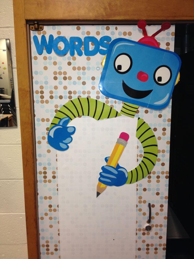 Robot Classroom Decoration Ideas ~ Best robot bulletin boards ideas on pinterest stem