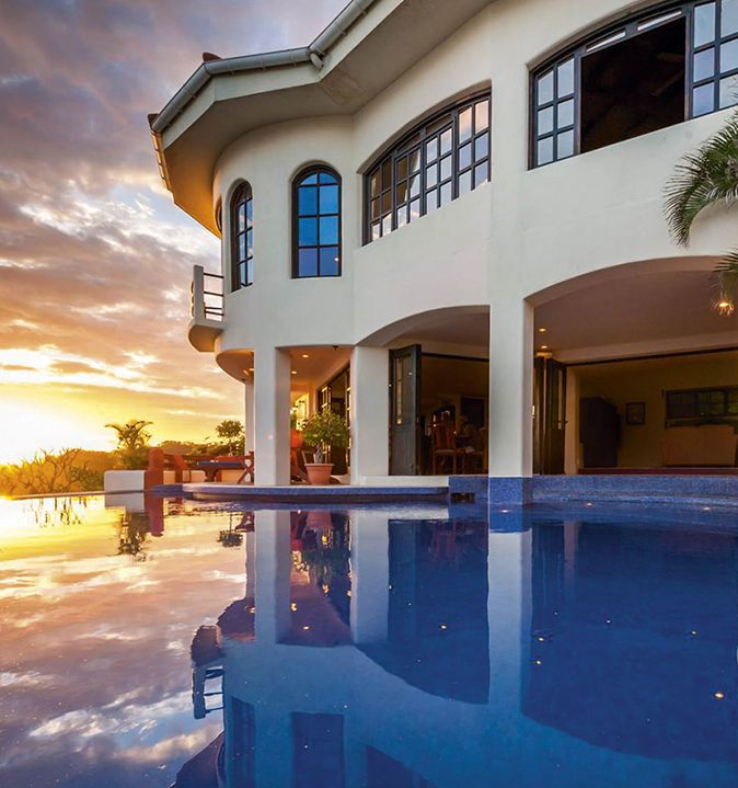 12 luxury properties for sale in the sun