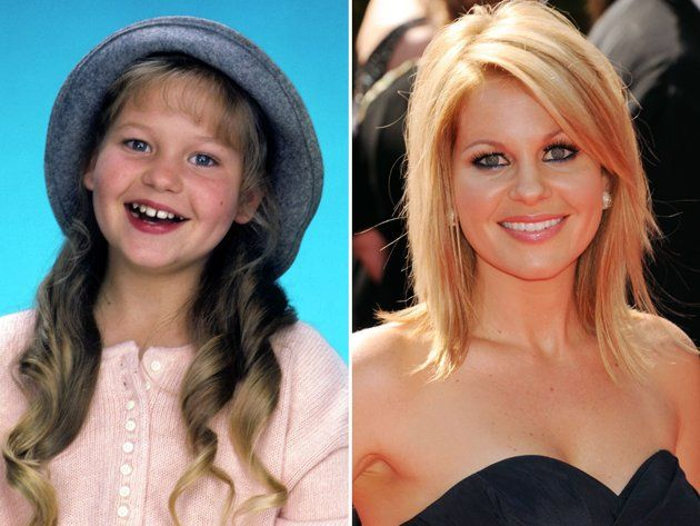 Candace cameron bure d j tanner candace cameron bure for Beauty full house