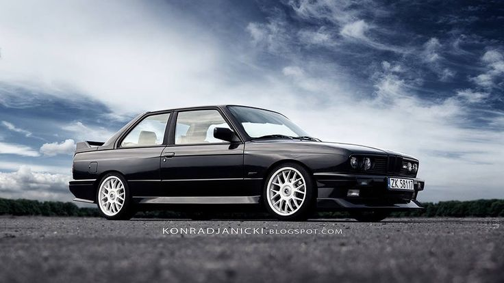 BMW M3 E-30
