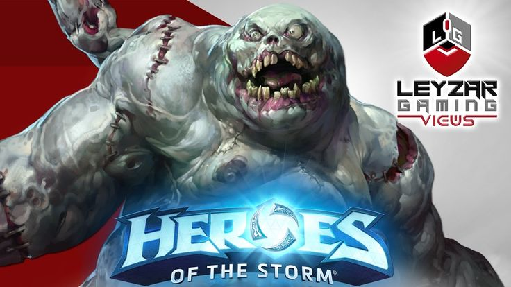"Heroes of the Storm - ""Stitches Not Doing Good"""