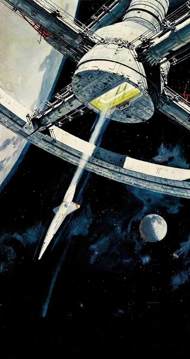 Awesome Textless Movie Poster Collection In 2021 2001 A Space Odyssey Space Phone Wallpaper Space Odyssey