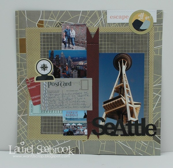 102 Best Scrapbook Seattle Images On Pinterest Scrapbooking
