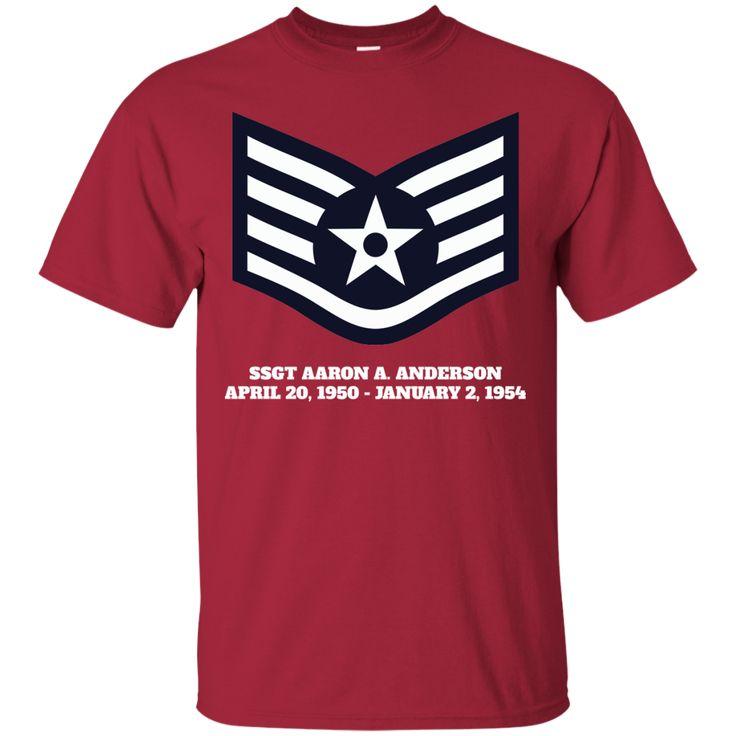 Air Force Staff Sergeant Rank