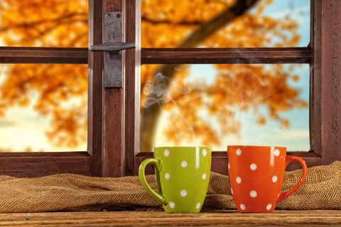 Why fall is the perfect season for blackout curtains!
