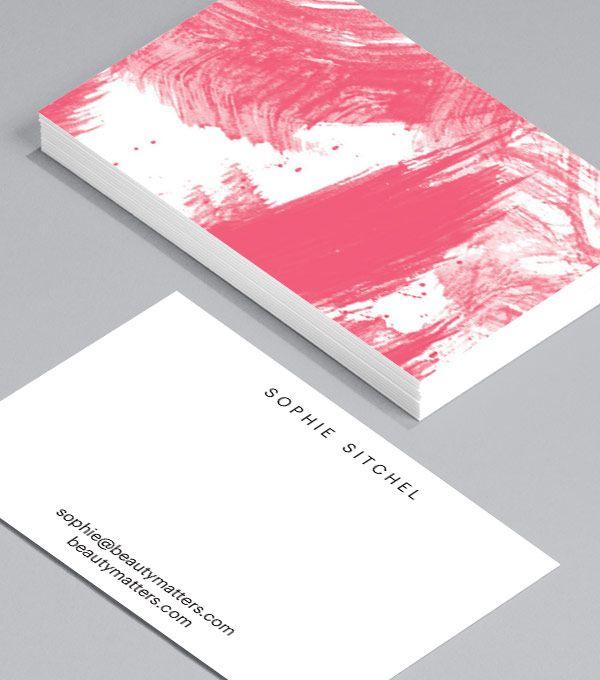 die besten 25 visitenkarten design ideen auf pinterest visitenkarten moderne visitenkarten. Black Bedroom Furniture Sets. Home Design Ideas
