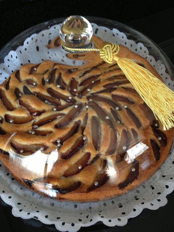 Bu kekin tarifi sevgili arkadaşım Havva'ya ait. Aslında onda yediğim şeftaliliydi. Ben de keki ş...