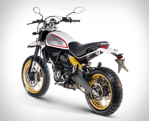 Moto Desert Sled Ducati - Imagem - 3
