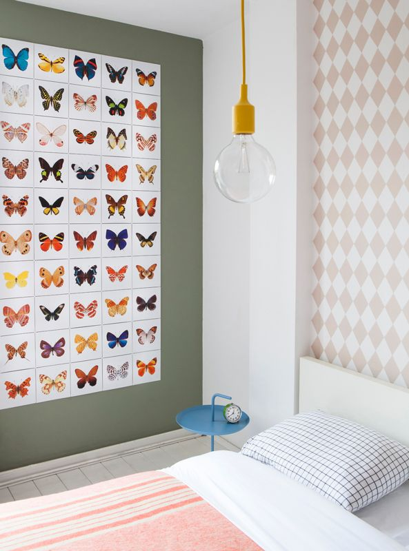 IXXI wall decoration from the special collection, collection, called 'Butterflies' ($151.00) #ixxi #ixxidesign