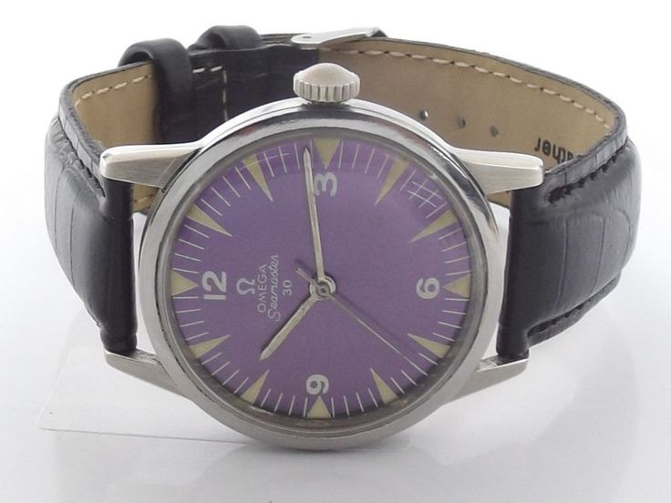 VINTAGE OMEGA SEAMASTER 30 WINDING SWISS MENS WATCH CAL#286