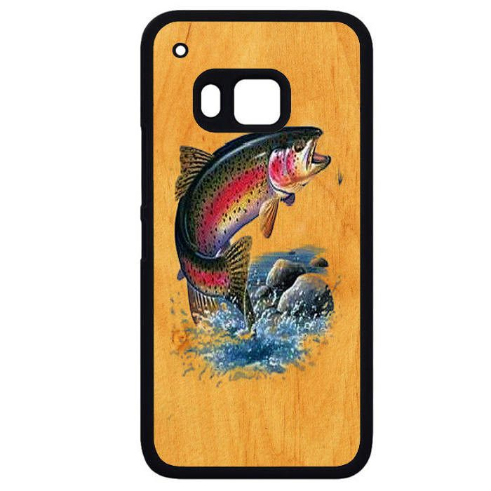 Bass Fishing Game Vintage HTC Phonecase For HTC One M7 HTC One M8 HTC One M9 HTC One X