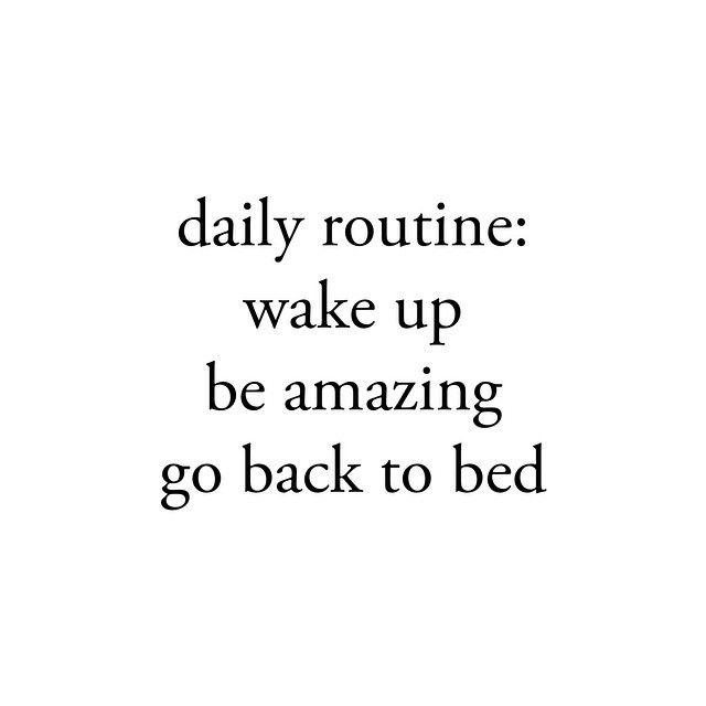 """""""All day, every day! Happy Thursday babes! #bikbok #bikboklife #goodmorning #dailyroutine"""""""