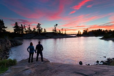Georgian Bay Islands National Park - The world's largest freshwater archipelago. 1 hr 20 min