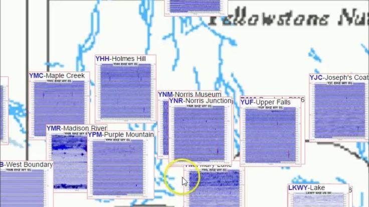 12/27/16 Quick Earthquake Report: West Coast U.S., Yellowstone Caldera Activity, small eq in Malibu CA