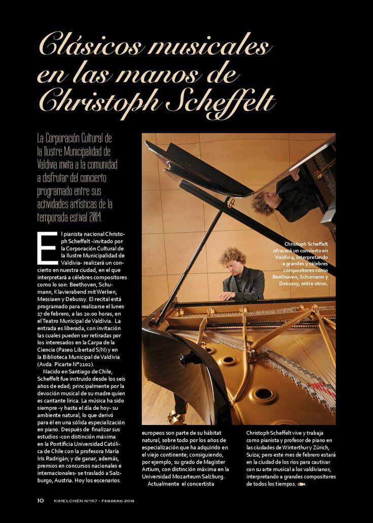 Revista Kimelchén Febrero 2014