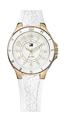 Buy Tommy Hilfiger Analog White Dial Women's Watch - TH1781275J Online at Low Prices in India - Amazon.in