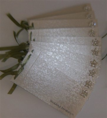 Cheque Book Wedding Invites - wedding planning discussion forums