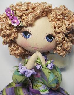 В окружении Чудес! handmade doll