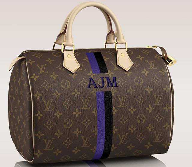 Five reasons everyone should own a Louis Vuitton Speedy. Louis Vuitton Speedy Mon Monogram