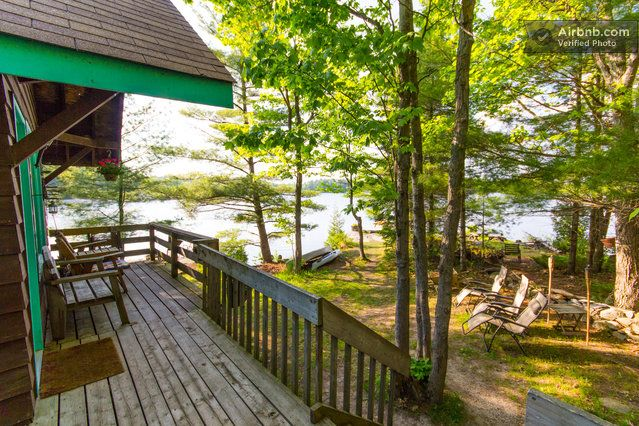 Six Mile Lake Cottage w/ Character! in Port Severn