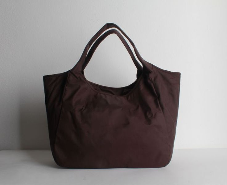 Fashion Women Shoulder Bag Satchel Crossbody Tote Handbag Purse Messenger Nylon #Zoo #ShoulderBag
