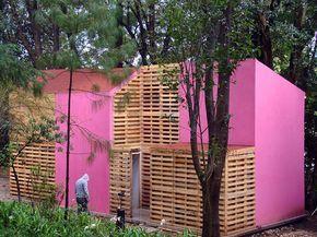 Tatiana Bilbao presenta un prototipo de vivienda social de solo 7 mil dólares