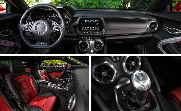 Chevrolet Camaro Reviews - Chevrolet Camaro Price, Photos, and Specs - Car and Driver