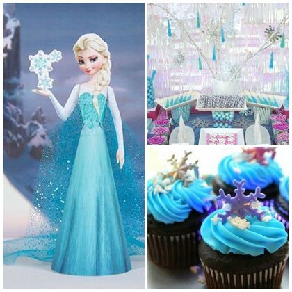 How to Throw a Frozen (But Fresh) Party for Kids | Spoonful